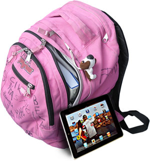iPad suited to the school environment