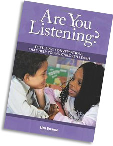 Are You Listening? by Lisa Burman