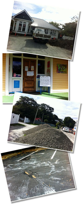 Damage to ECE centres in Christchurch earthquake