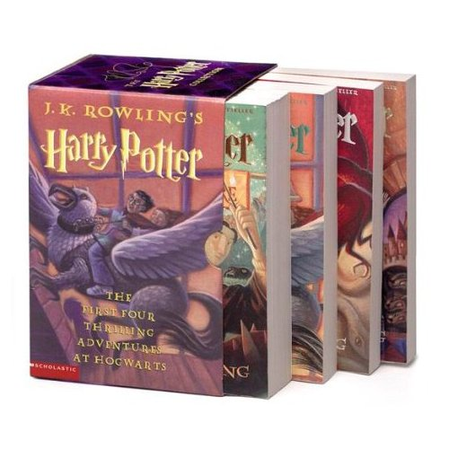 Harry Potter (Amazon)