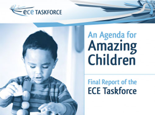 ECE Taskforce Report
