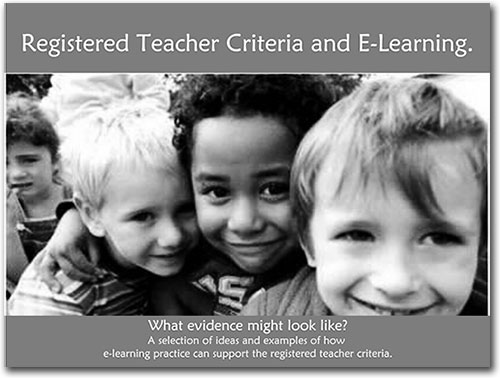 Registered teacher criteria wiki