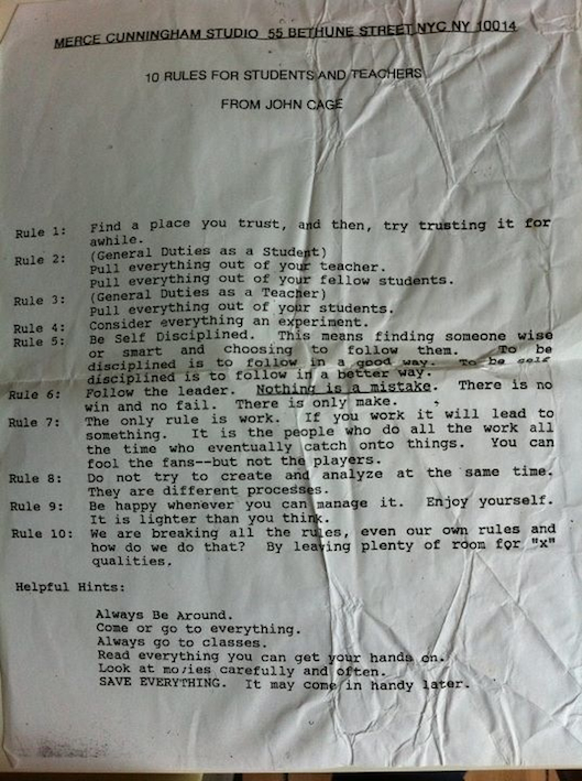 johncage10rules