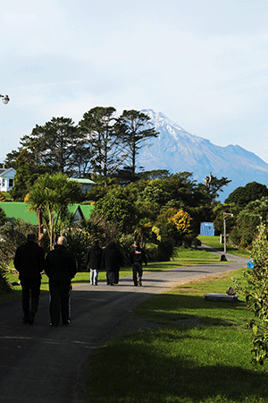 Photo of Mt Taranaki
