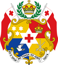 Tonga coat of arms