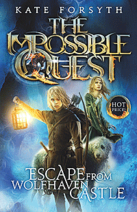 The Impossible Quest Book