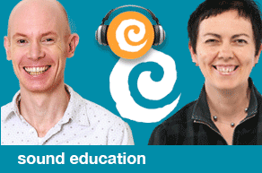 John Fenaughty and Chrissie Butler podcast