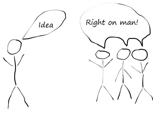 idea-right-on-man