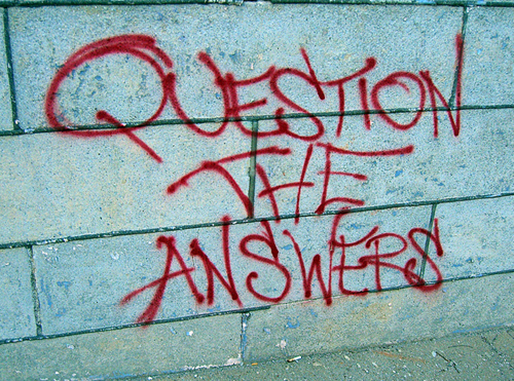 Question the answsers