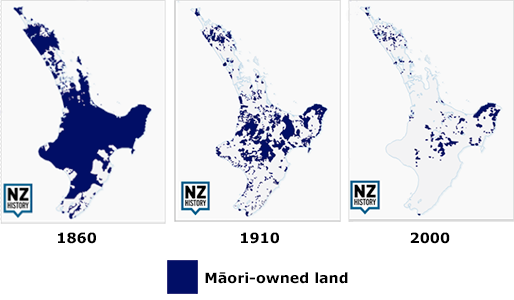 Māori land ownership