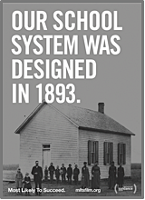 Our school system was designed in 1893