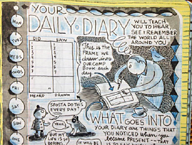 Your Daily Diary – Lynda Barry