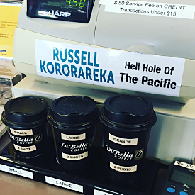 russell - hell-hole of the pasific