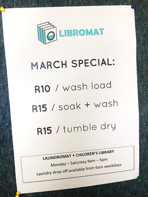 Libromat March specials