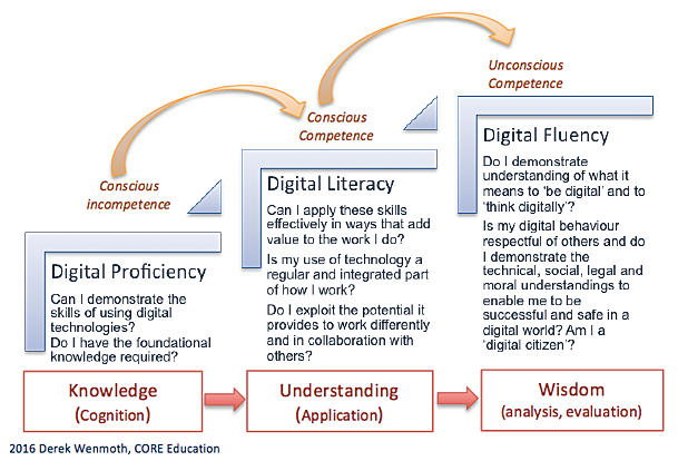 path to digital fluency