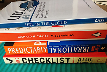 UDL/behaviour books