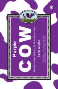 purple cow - set godin