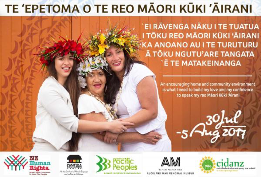 cook island language week