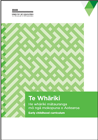 te whāriki early childhood curriculum