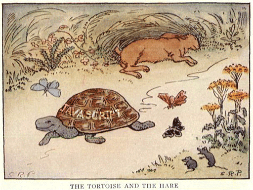 tortoise and hare